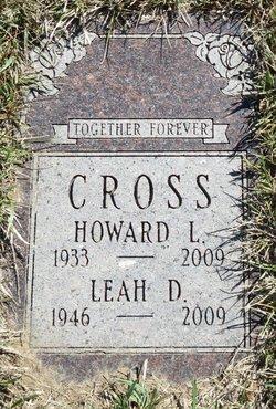 Howard Lee Cross, Sr