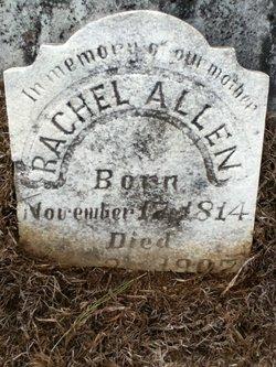 Rachel <i>Stephenson</i> Allen