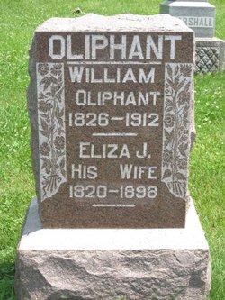Eliza Jane <i>Taylor</i> Oliphant