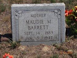 Maudie Mae <i>Hopper</i> Barrett