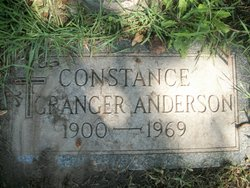Constance Anderson