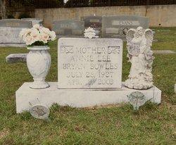 Annie Lee <i>Bryan</i> Bowles