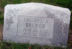 Delores Adlene <i>Steele</i> Brewer