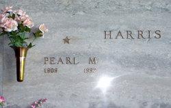 Pearl Marie <i>Stremmel</i> Harris