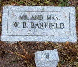 Washington B Barfield, Jr