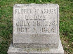 Florence <i>Ashby</i> Dodge