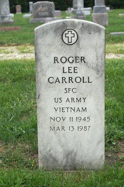 Spec Roger Lee Carroll