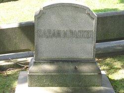 Sarah <i>Blakslee</i> Packer