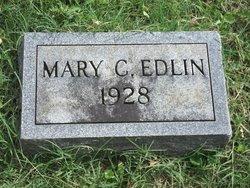 Mary C Edlin