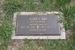 John C Arp