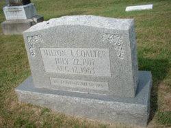 Milton J Coalter