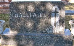 Oral Raymond Halliwill