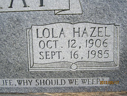 Lola Hazel <i>Brown</i> Bray