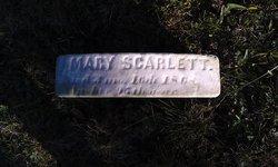 Mary Scarlett