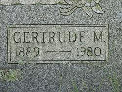 Gertrude M <i>Kraft</i> Anderson