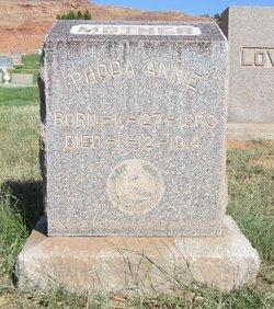 Rhoda Annie Loveridge