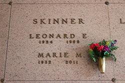Marie M. <i>McManama</i> Skinner