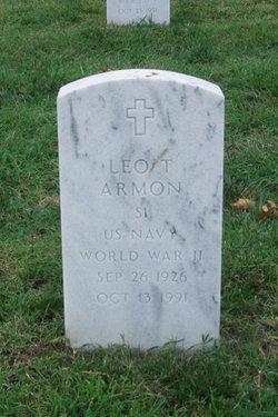 Leo Thomas Armon