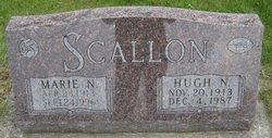 Marie Cecelia <i>Nicklaus</i> Scallon