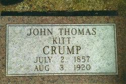 Christopher Columbus kitt Crump