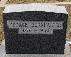 George Bernard Burkhalter
