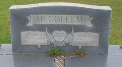 Bertie Lou <i>Thornton</i> McCollum