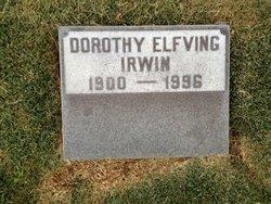 Dorothy <i>Elfving</i> Irwin