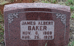 James Albert Baker