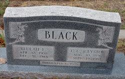 C. C. Clyston Black