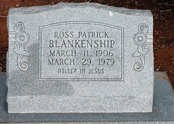 Ross Patrick Blankenship