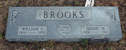 Dessie M. <i>Williams</i> Brooks