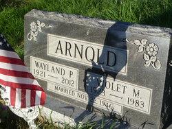 Wayland Paul Arnold