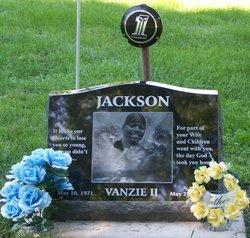 Vanzie Van Jackson, II