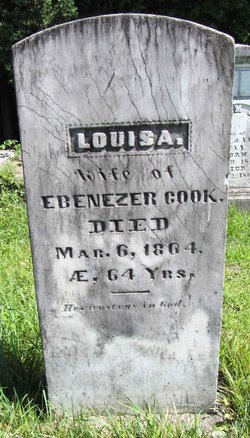 Louisa <i>Churchill</i> Cook
