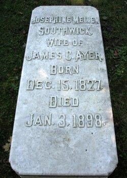 Mrs Josephine Mellen <i>Southwick</i> Ayer