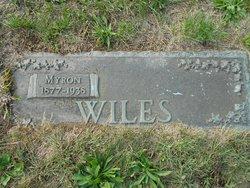 Elizabeth <i>Cummings</i> Wiles