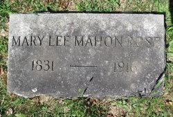 Mary Lee <i>Mahon</i> Rose