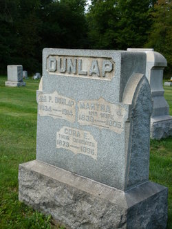 Cora Edna Dunlap