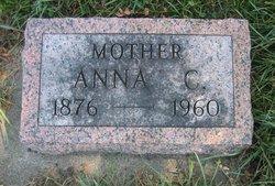 Anna Christine <i>Neve</i> Dahl