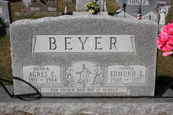 Agnes C. <i>Vernosh</i> Beyer