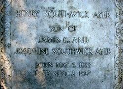 Henry Southwick Ayer