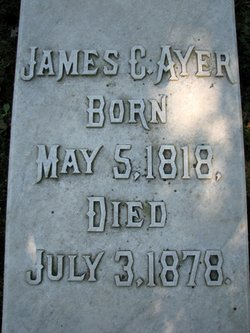 Dr James Cook Ayer