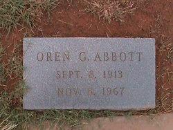 Oren G. Abbott