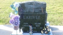 Helene <i>Meir</i> Larivee