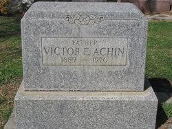 Victor E Achin