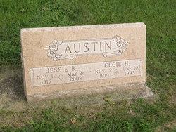 Cecil H Austin