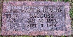 Marion Claude Bauguss