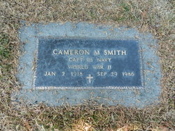 Cameron M Smith