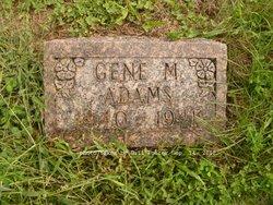 Gene Milton Adams
