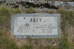 Dorothy J. <i>Buckley</i> Akey